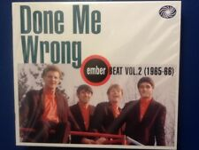 EMBER. BEAT.  VOLUME. TWO.   1965 -  1966.        DONE. ME. WRONG.