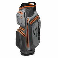 Cobra UltraDry Cartbag 2019 Grey/Orange new in box!