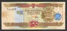 SOLOMON  ISLANDS 100 DOLLARS ND (2006) P.30a  Uncirculated  Prefix A/1 (Low s/n)