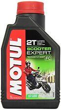 1 Litro MOTUL Olio scooter Expert 2t semisintetico 105880