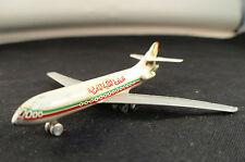 CIJ F n° 1.10 avion CARAVELLE SE 210 AIR MAROC Rare