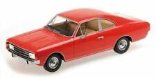 Articoli di modellismo statico MINICHAMPS Scala 1:18 per Opel