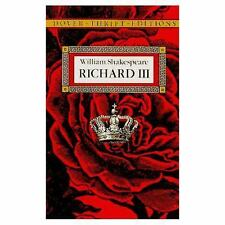 Richard III (Dover Thrift Editions) William Shakespeare Paperback