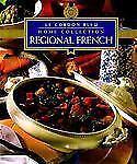 Regional French (Le Cordon Bleu), Le Cordon Bleu, Good Condition, Book