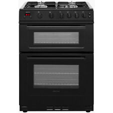 Electra TG60B Free Standing Gas Cooker with Gas Hob 60cm Black New
