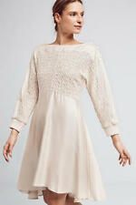 NWT Anthropologie by Holding Horses Noa Dolman Dress Flounce Large NEW