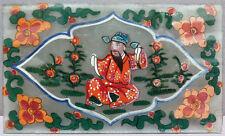 Peinture fixé sous verre Chine 19e siècle Indochine painting China