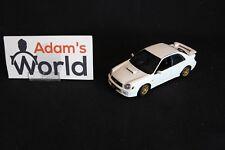 AutoArt Subaru Impreza WRX 1:43 white (JvdM)