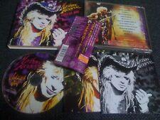michael monroe,HANOI ROCKS / whatcha want / JAPAN LTD CD OBI slipcase