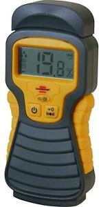 Brennenstuhl Feuchtigkeits-Detector Feuchtigkeitsmessgerät Feuchtigkeitsmesser