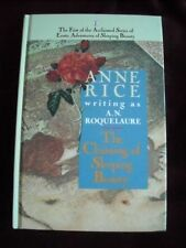 Anne Rice (ROQUELAURE) - THECLAIMING OF SLEEPING BEAUTY - 1st thus Plume