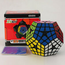 SS 4x4x4 Megaminx Master Kilominx Twist Puzzle Magic Cube Intelligence Toy Gift