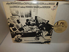 WELCOME TO THE CANTEEN Traffic Steve Winwood Dave Mason Rick Grech Capaldi LP NM
