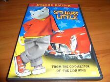 Stuart Little (DVD, 2002, Deluxe Full Frame)