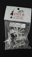 Knuckle Duster 1812 US Infantry Standing & Firing 1813