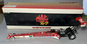MAC Tools 1995 1/24 Kenny Bernstein BUDWEISER  NHRA Top Fuel Dragster. Our U201