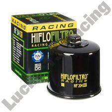 HIFLO Filtro HF204RC Filtro De Aceite Para Ajuste Triumph Modelos reemplazar T1210444 T1218001
