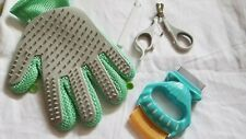 *New* Cat Grooming tools bundle: Glove+Comb+Nail Clipper+File