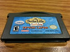** Suite Life of Zack & Cody: Tipton Caper (Nintendo Game Boy Advance, 2006) **