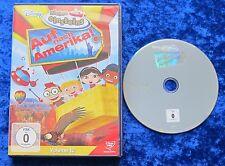 Kleine Einsteins Auf nach Amerika Volume 12, Disney DVD
