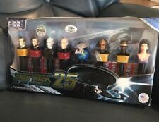 Star Trek The Next Generation Pez Collectors Set
