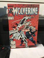 Wolverine #2 (Dec 1988, Marvel) NM HIGH HIGH GRADE...NEVER READ..SILVER SAMURAI