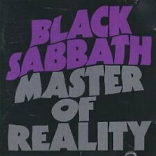 Master of Reality by Black Sabbath (180g Virgin Vinyl, Apr-2003, Earmark)