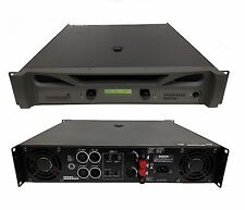 STSTARAUDIO Pro 2CH RMS 4000W PA DJ Powered Stage KTV Audio 2U Amplifier Stereo