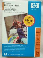 📸 NEW Premium HP Glossy Photo Paper 240g/m - 10x15cm - 100 Sheets 📸