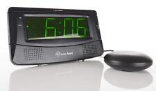 Reloj Despertador el Sonic Boom gran número con Super Coctelera (Negro) SB 300 ssblk