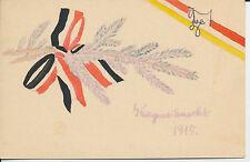 Kleinformat Sammler Künstler Motiv Ansichtskarten vor 1914