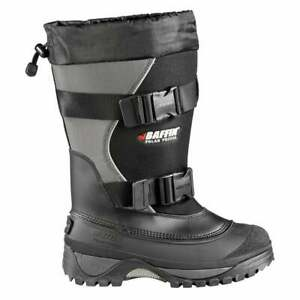 Baffin Wolf Mens  Boots   Mid Calf  - Black