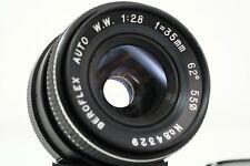 BEROFLEX AUTO W.W. 35mm F2,8 -  M42 lens made in Japan