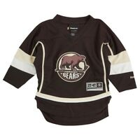 Hershey Bears Reebok AHL Toddler Home Brown Premier Jersey