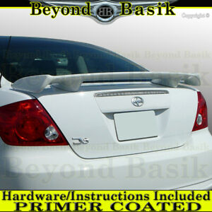 For 2005 06 2007 2008 2009 2010 Scion tC Factory Style Trunk Spoiler UNFINISHED