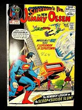 SUPERMAN'S PAL J.O. 147 (DC 3/72 9.0 non-CGC) GIANT 25c SILVER ALL JACK KIRBY!!
