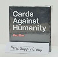 Red Box Expansion Cards Against Humanity 300 Game Cards BRAND NEW Factory Sealed
