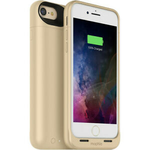 Mophie iPhone 8 / iPhone 7 Juice Pack Air Charging Cover Case - Gold