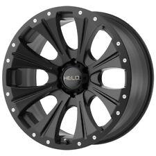 "Helo HE901 20x9 6x5.5"" -12mm Satin Black Wheel Rim 20"" Inch"