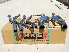 HKS LEGAMAX DUAL EXHAUST 07-10 BMW E90 335i 335 4DR