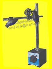 BGS 1938 Messuhrständer Messuhrhalterung Messständer Magnetfuss verstellbar NEU