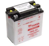 Yuasa Batterie YB9L-A2 MZ/MUZ SX 125, 00-08