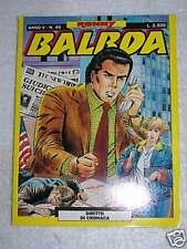 PLAY PRESS BALBOA N.46 DIRITTO DI CRONACA