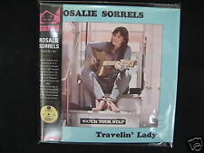 ROSALIE SORRELS/ TRAVELIN' LADY MINI LP CD NEW BIG PINK