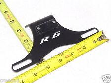 Yamaha R6 Fender Eliminator Tail Tidy BK NTS PL  2007 2008 2009 2010 2011 2012