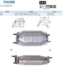 Pot catalytique Kia Rio 1.3i 75cv A3E 4/00>7/02 postérieur Magnaflow OFFRE USINE