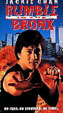 Rumble In The Bronx VHS 1996 Jackie Chan, Anita Mui