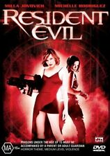 Resident Evil 1 : LIKE NEW DVD : RARE
