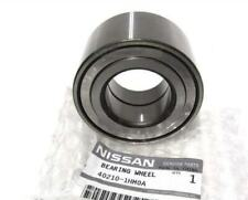 NISSAN MICRA K13 2010 ON - GENUINE FRONT WHEEL BEARING X1 402101HM0A/402101HA1A