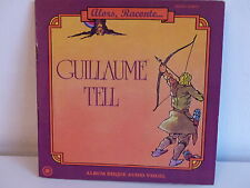 Collection Alors raconte Guillaume Tell Livre disque ADP 124